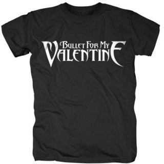 BULLET FOR MY VALENTINE Logo 2, Tシャツ