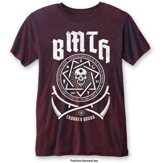BRING ME THE HORIZON Crooked Young Nbr, Tシャツ