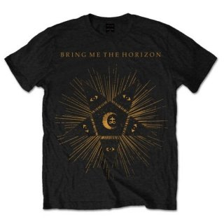 BRING ME THE HORIZON Black Star, Tシャツ