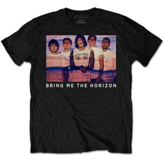 BRING ME THE HORIZON Photo Lines, Tシャツ