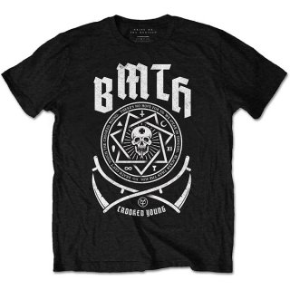 BRING ME THE HORIZON Crooked, Tシャツ