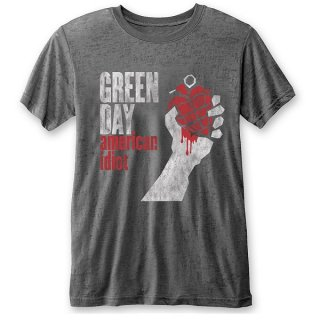 GREEN DAY American Idiot Vintage Cg, Tシャツ