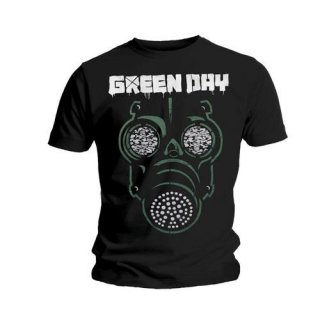 GREEN DAY Green Mask, Tシャツ