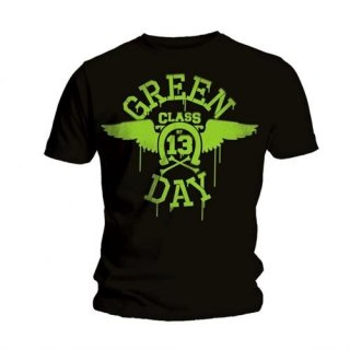 GREEN DAY Neon Black, Tシャツ