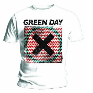 GREEN DAY Xllusion, Tシャツ