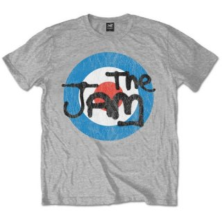 THE JAM Vintage Logo, Tシャツ
