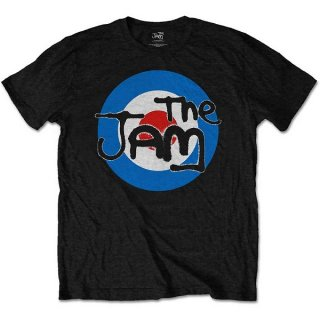 THE JAM Target Logo with Soft Hand Inks, Tシャツ