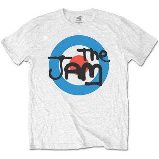 THE JAM Spray Logo, Tシャツ