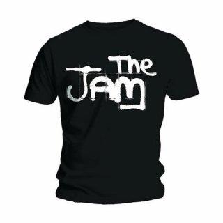 THE JAM Spray Logo Black, Tシャツ