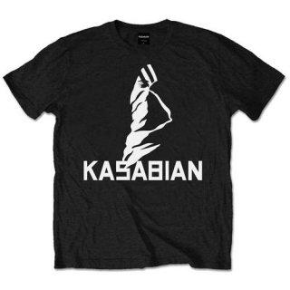 KASABIAN Ultra Face, Tシャツ