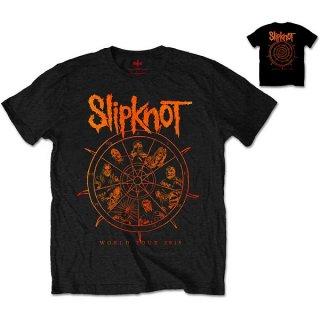 SLIPKNOT The Wheel, Tシャツ