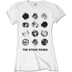 THE STONE ROSES Lemons Grid, レディースTシャツ