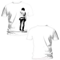THE DOORS Solitary with Back Printing, Tシャツ