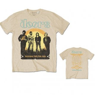 THE DOORS 1968 Tour with Back Printing, Tシャツ