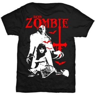 ROB ZOMBIE Teenage Nosferatu Pussy, Tシャツ