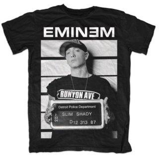 EMINEM Arrest, Tシャツ