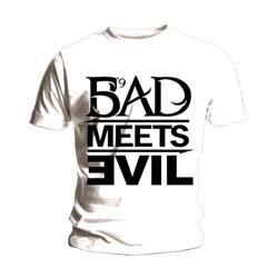 EMINEM Bad Meets Evil, Tシャツ