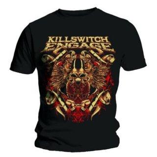 KILLSWITCH ENGAGE Engage Bio War, Tシャツ