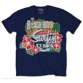 THE BEACH BOYS Surfin USA Tropical, Tシャツ