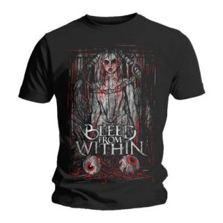 BLEED FROM WITHIN Bleed From Within Bride, Tシャツ
