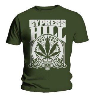 CYPRESS HILL 420 2013, Tシャツ