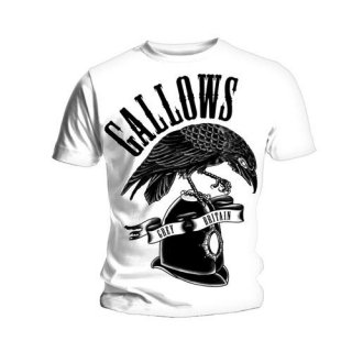 GALLOWS Grey Britain, Tシャツ