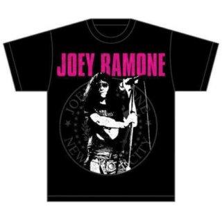 RAMONES Mic Seal, Tシャツ