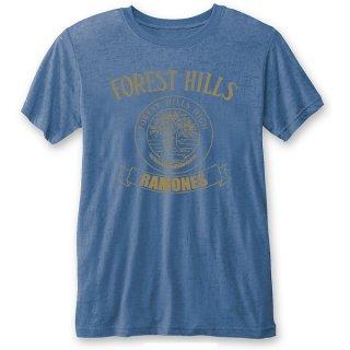 RAMONES Forest Hills Vintage (Burn Out), Tシャツ