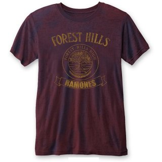 RAMONES Forest Hills (Burn Out), Tシャツ