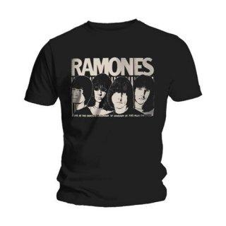 RAMONES Odeon Poster, Tシャツ