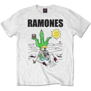 RAMONES Loco Live, Tシャツ
