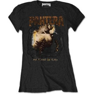 PANTERA Original Cover, レディースTシャツ