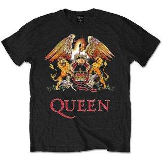 QUEEN Classic Crest, Tシャツ