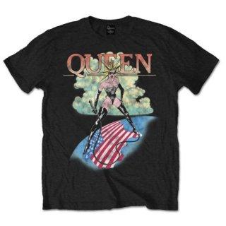 QUEEN Mistress Blk, Tシャツ