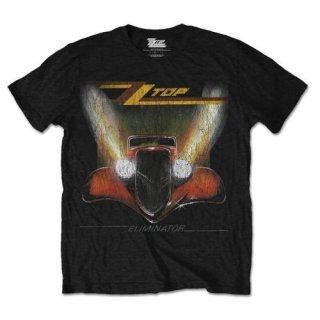 ZZ TOP Eliminator, Tシャツ