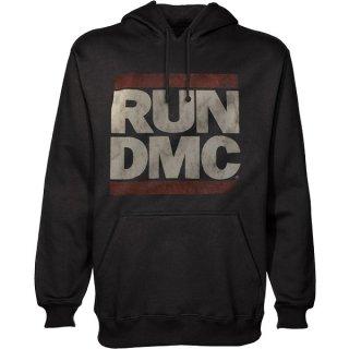 RUN DMC Logo, パーカー