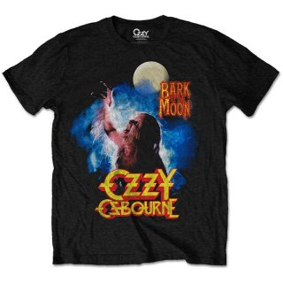 OZZY OSBOURNE Bark At The Moon, Tシャツ