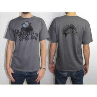 QUEENS OF THE STONE AGE Cover Spray, Tシャツ