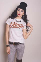 THE VAMPS Team Vamps 2, レディースTシャツ