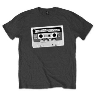 5 SECONDS OF SUMMER Tape, Tシャツ