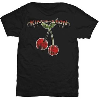 KINGS OF LEON Cherries, Tシャツ
