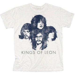 KINGS OF LEON Silhouette, Tシャツ