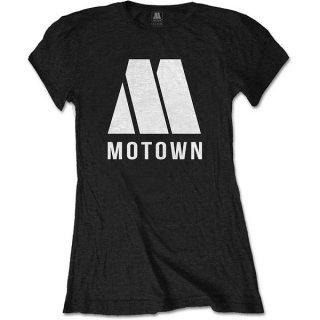 MOTOWN M Logo, レディースTシャツ