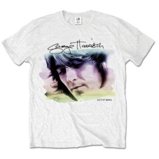 GEORGE HARRISON Water Colour Portrait, Tシャツ