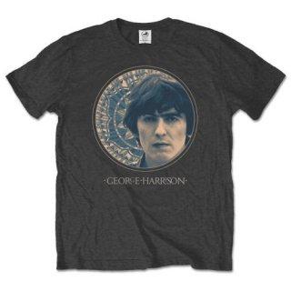 GEORGE HARRISON Circular Portrait, Tシャツ