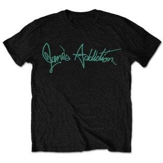 JANE'S ADDICTION Script, Tシャツ