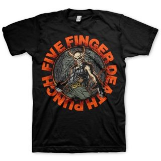 FIVE FINGER DEATH PUNCH Seal of Ameth, Tシャツ