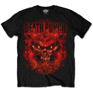 FIVE FINGER DEATH PUNCH Hell To Pay, Tシャツ