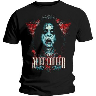 ALICE COOPER Decap, Tシャツ