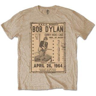 BOB DYLAN Flyer, Tシャツ